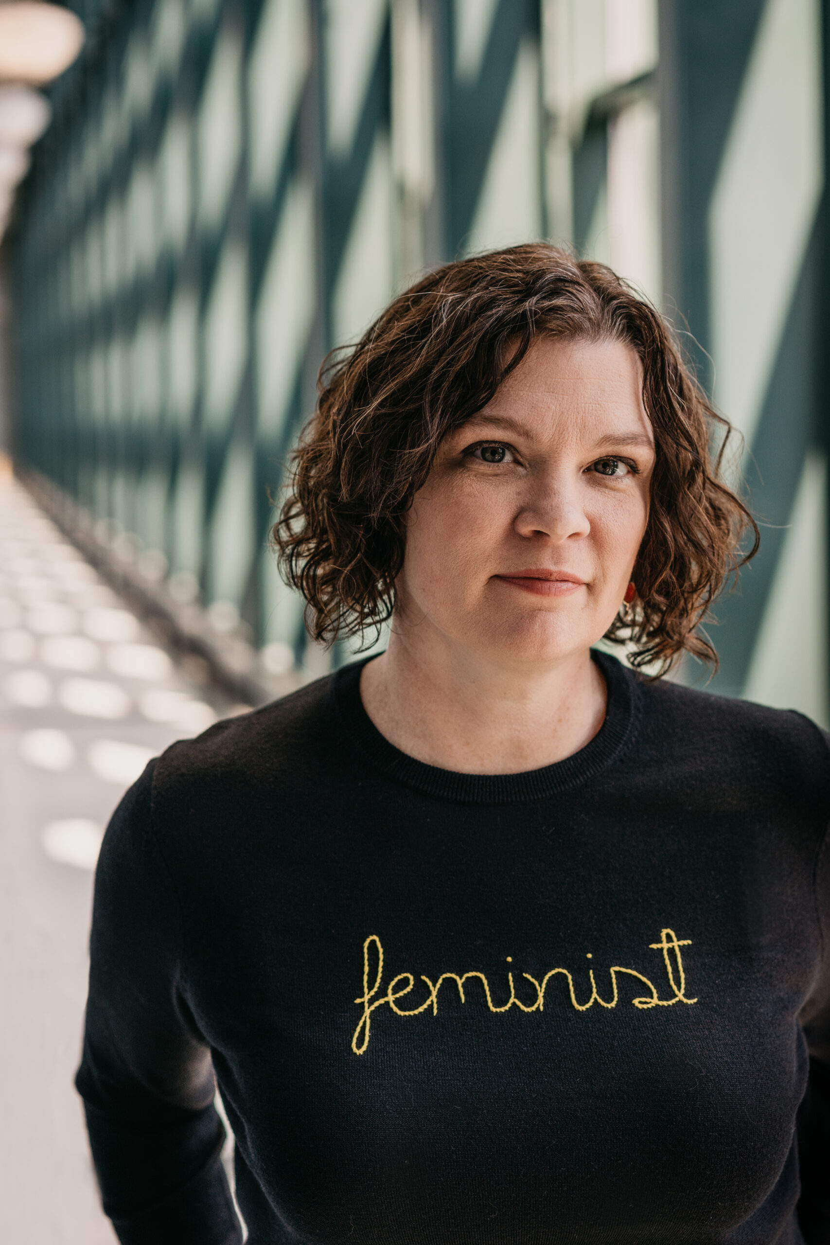 Michelle Morket Feminist Professor